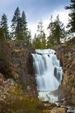 Webber Falls California stock photo