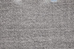Webbing gray bag Royalty Free Stock Images