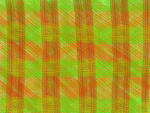Webbing Green Orange. Webbing stripe Green and Orange color Stock Photography