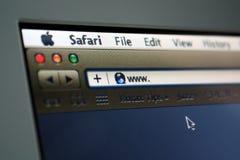 webbläsare Fotografering för Bildbyråer