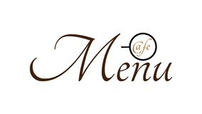WebCafe menu and a cup of coffee royalty free illustration