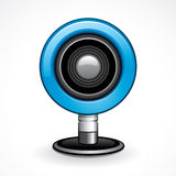 Webcam Royalty Free Stock Photography