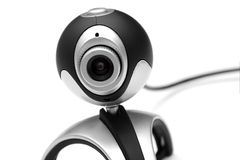 Webcam Stock Foto