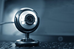 Webcam Royalty Free Stock Images
