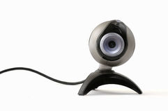 Webcam Stock Photo