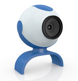 Webcam Royalty Free Stock Photo