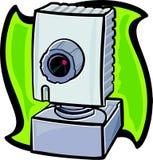 Webcam Foto de archivo