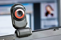 Webcam Stock Photography