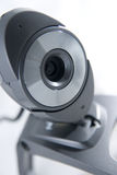 Webcam closeup Stock Images
