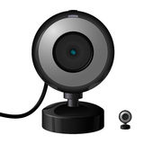 Webcam icon Stock Images