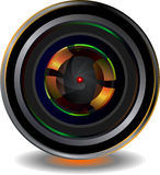 Webcam icon Royalty Free Stock Photography