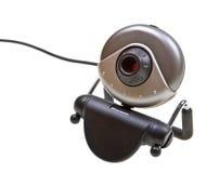 Webcam isolated on white Royalty Free Stock Image