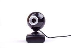 Webcam isolated on white background Royalty Free Stock Image