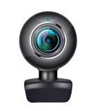 Webcam realista Fotografía de archivo