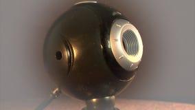 Webcamera stock footage