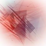 webdesign的Redish背景 免版税图库摄影
