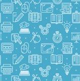 Webdesign-Hintergrund-Muster Vektor Lizenzfreies Stockbild