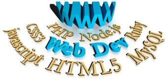 Webdev software tools for website development