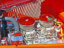 Weber-Carburatoren Stock Afbeelding