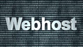 Webhost Stock Photo