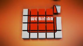 Webinar网上学会