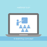 Webinar Fotos de Stock Royalty Free