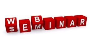 Webinar e seminário