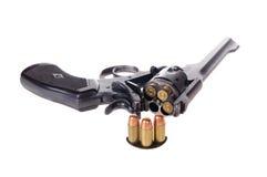 Webley Mark VI revolver Stock Image