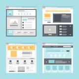 Webmalplaatje Stock Foto