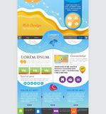 Webontwerp Stock Afbeelding