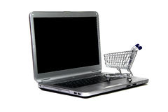 Webshop royalty free stock photography
