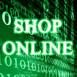 Webshop Stock Photography