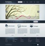 Website Royalty-vrije Stock Afbeelding