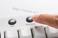 Website Stock Foto