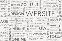 website Stockfotografie