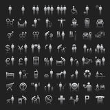 Website And Internet Icons -- People Stock Photos