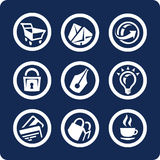 Website And Internet Icons (set 2, Part 2) Stock Photo