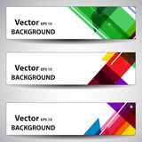 Website and Banner Background Header Stock Photography
