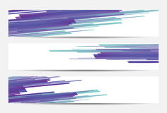 Website banner or header. For your text Royalty Free Stock Photography