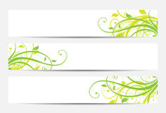 Website banner or header. For your text Royalty Free Stock Photos