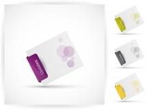 Website design elements. Vector EPS10 Stock Photography