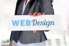 Website Designer Stock Photo