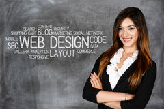 Website Designer Royalty Free Stock Photo