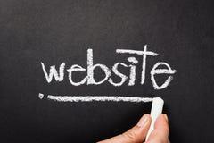 Website Royalty Free Stock Photos