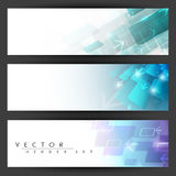Website header or banner set. Stock Images