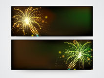 Website header or banner set. Royalty Free Stock Photography