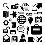 Website icons set great for any use. Vector EPS10. Stock Photo