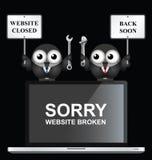 Website maintenance Stock Images