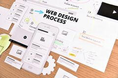 Website and mobile website design and development.