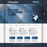 Website Template Stock Photos